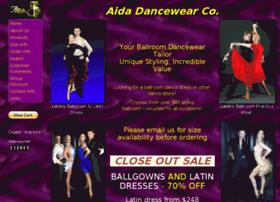 aidadancewear.com