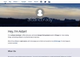 aidancbrady.com