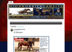 aidanobrienfansite.com