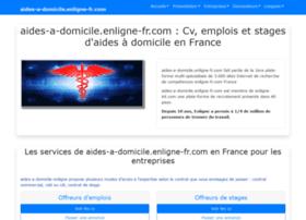 aides-a-domicile.enligne-fr.com