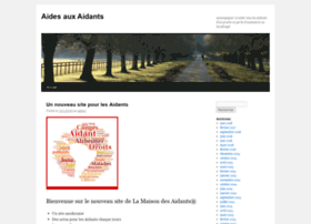 aidesauxaidants.fr