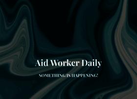 aidworkerdaily.com