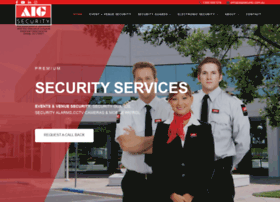 aigsecurity.com.au