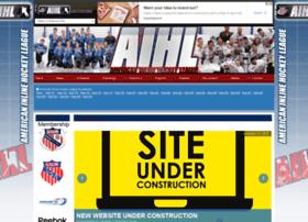 aihlhockey.pointstreaksites.com