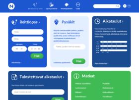 aikataulut.tampere.fi