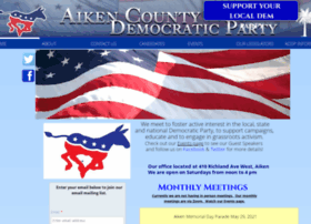 aikencountydemocrats.org
