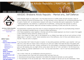 aikidorepublic.com