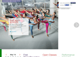 aileyschool-dev.alvinailey.org