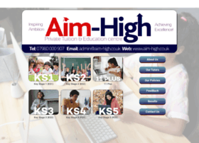 aim-high.co.uk