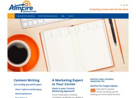 aimfiremarketing.com