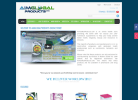 aimglobalproducts.com