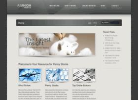 aimhighprofits.com