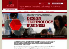 aims.miamioh.edu