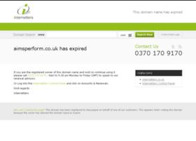 aimsperform.co.uk