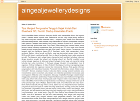 aingealjewellerydesigns.blogspot.com