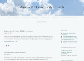 ainsworthchurch.org