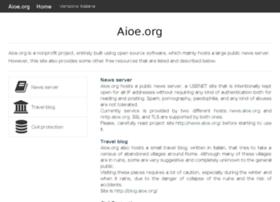 aioe.org