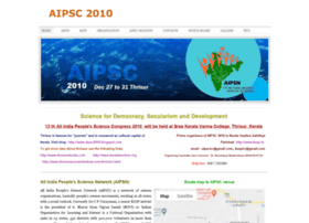 aipsc2010.weebly.com