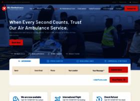 air-ambulance-india.com