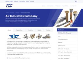 air-industries.com