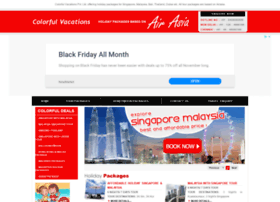 airasiaholidaypackages.com