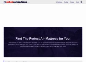 airbedcomparisons.com