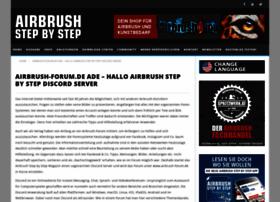airbrush-forum.de