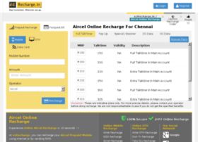 aircel.ezrecharge.in