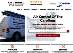 aircentralofthecarolinas.com
