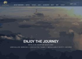 aircharterscotland.com