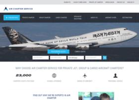 aircharterserviceplc.com