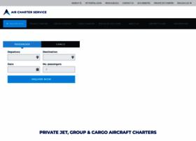 aircharterserviceusa.com