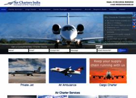airchartersindia.net