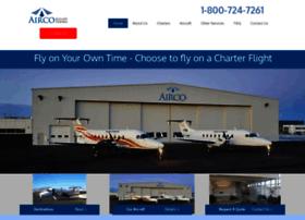 aircocharters.com