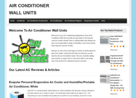 airconditionerwallunits.com