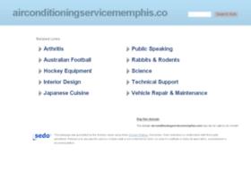 airconditioningservicememphis.com