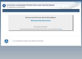 airconsumer.dot.gov