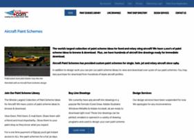 aircraftpaintschemes.com