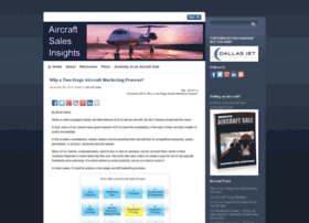 aircraftsalesinsights.com