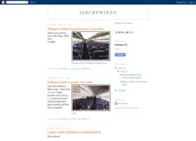 aircrewinfo.blogspot.com