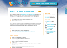 airdcpp.net
