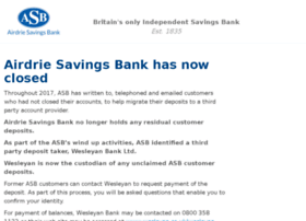 airdriesavingsbank.com