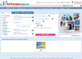 aireuropaviajes.org