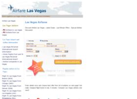 airfare-las-vegas.com
