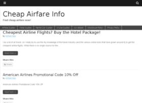 airfare-now.info
