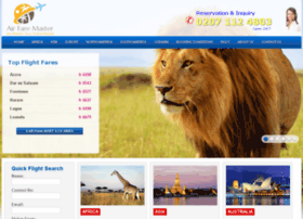 airfaremaster.co.uk