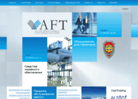 airflottechnics.ru