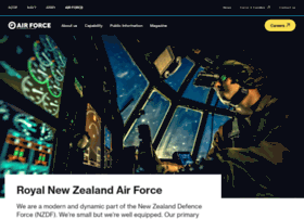 airforce.mil.nz