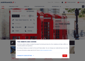 airfrance.com.tw