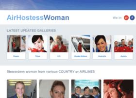 airhostesswoman.com